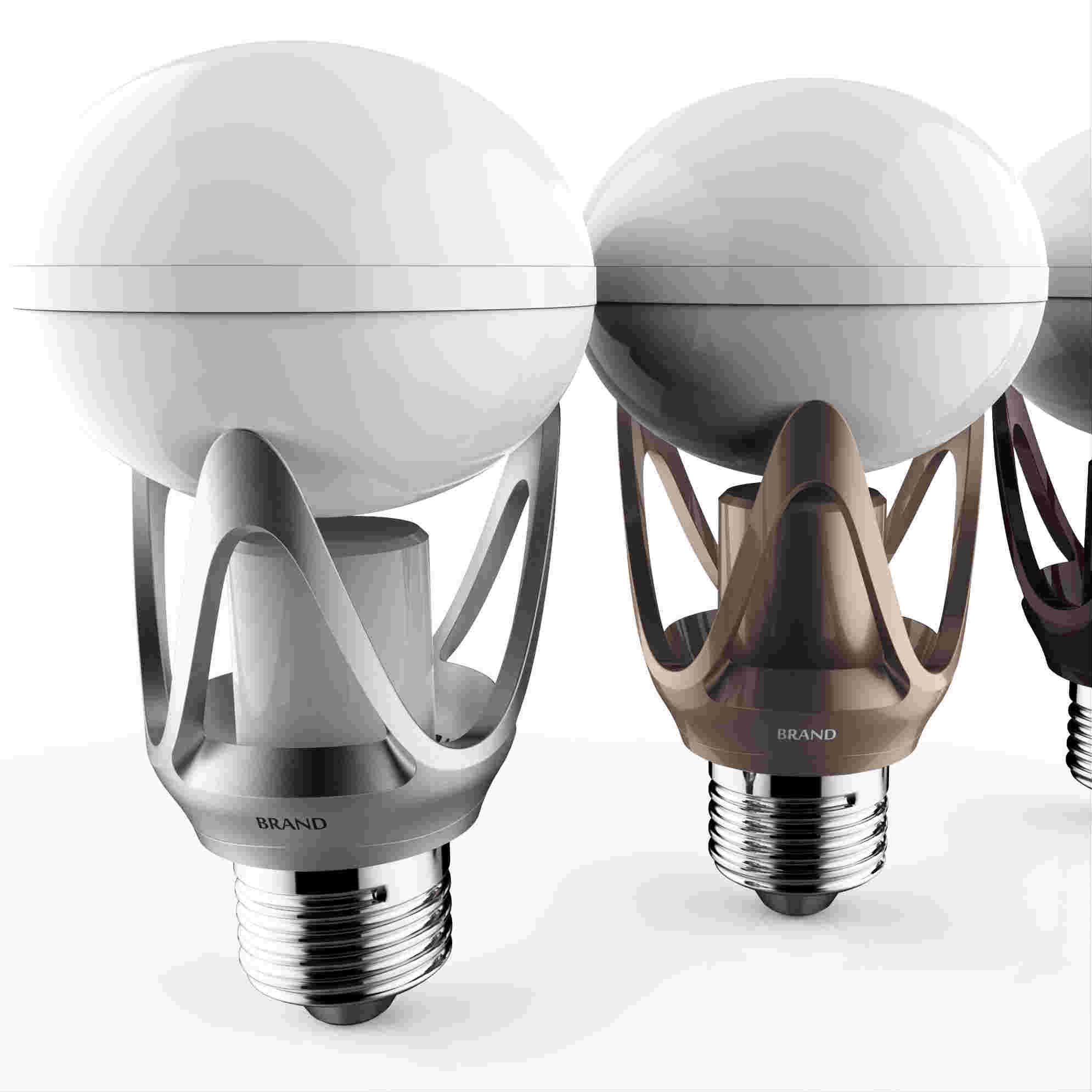球泡灯设计