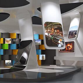 安徽节能环保企业展示空间