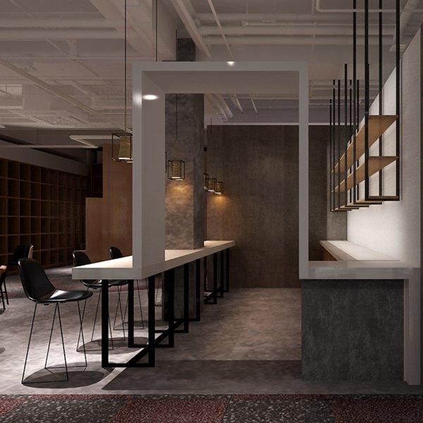 RUSH孵化办公空间设计
