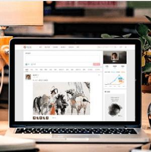 中国文艺家网商业咨询及社交平台设计