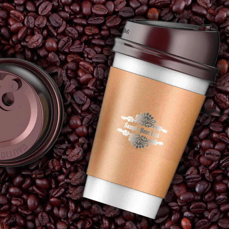 新天力咖啡杯