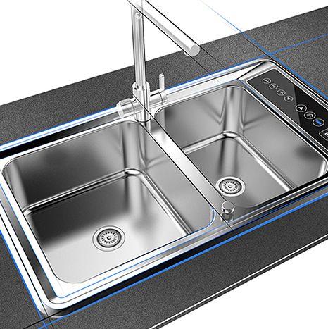 苏泊尔智能水槽设计