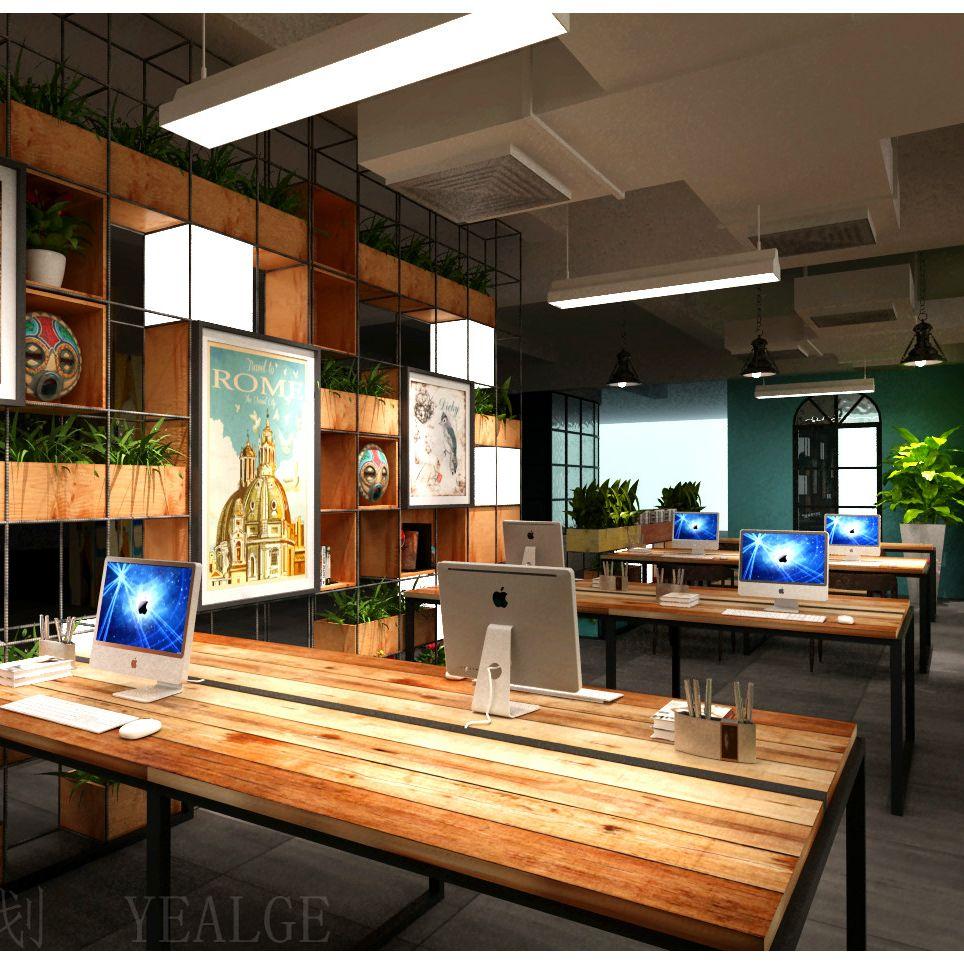 办公空间设计效果图 办公空间设计案例 办公空间设计