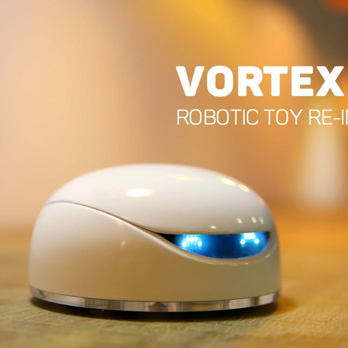 vortex 智能玩具机器人