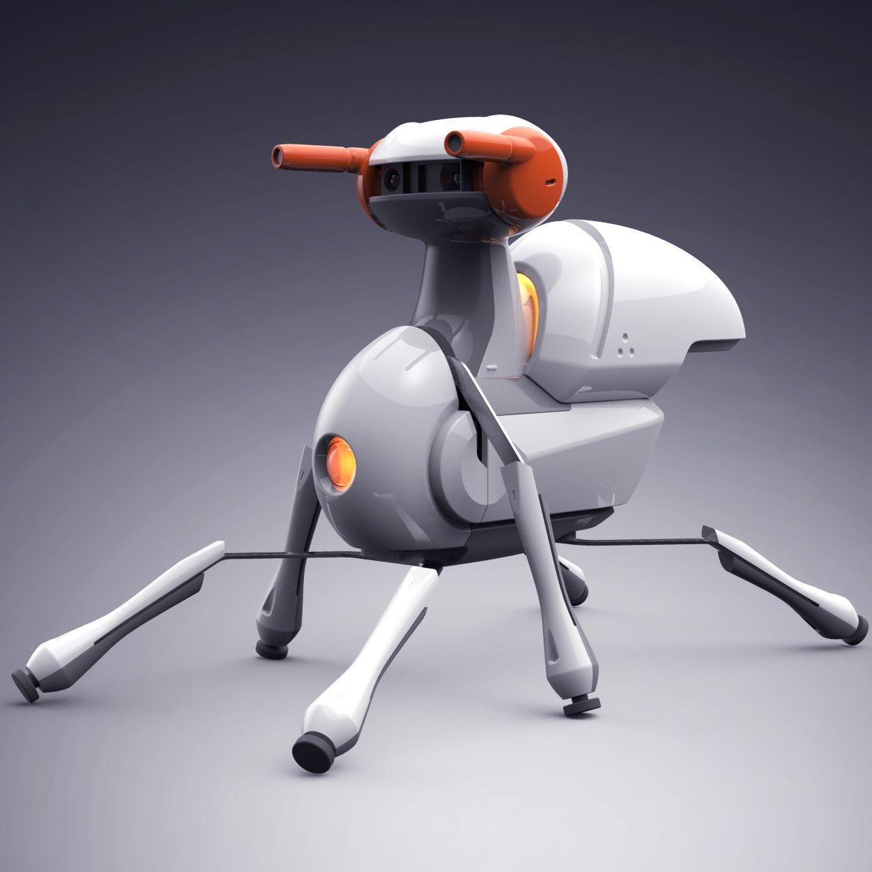 智位蚂蚁机器人