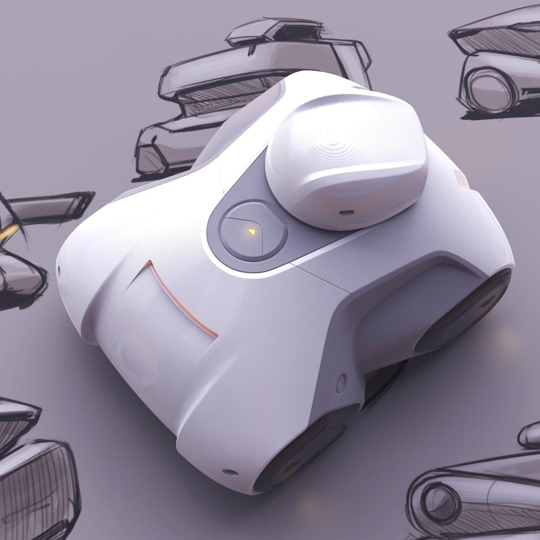 智位四驱机器人