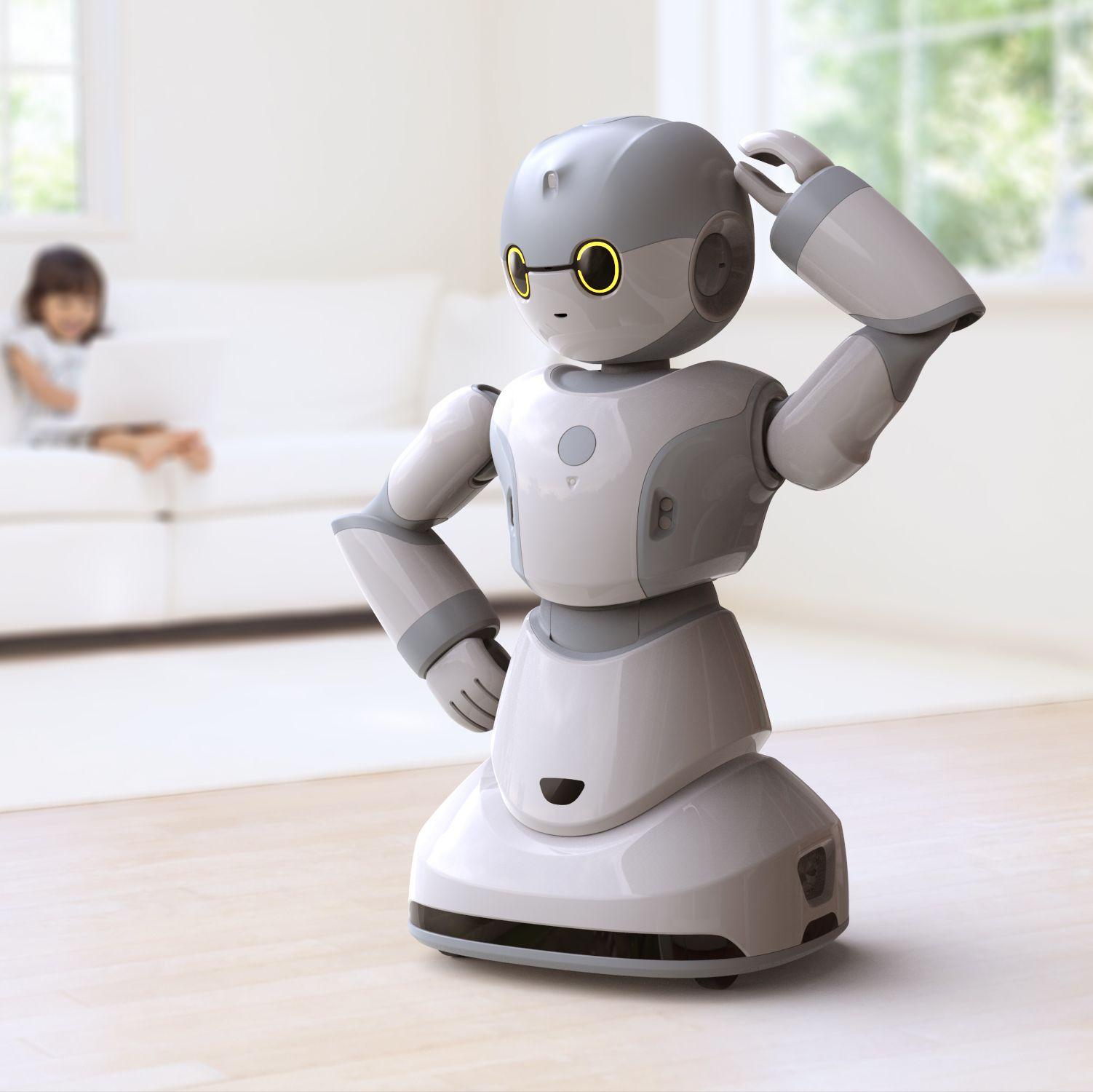 海尔Ubot家庭伴侣机器人