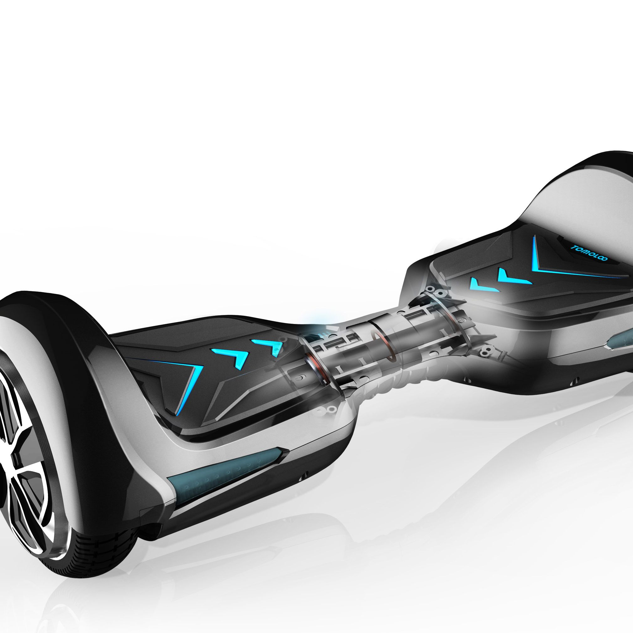 探梦者K2双轮平衡车