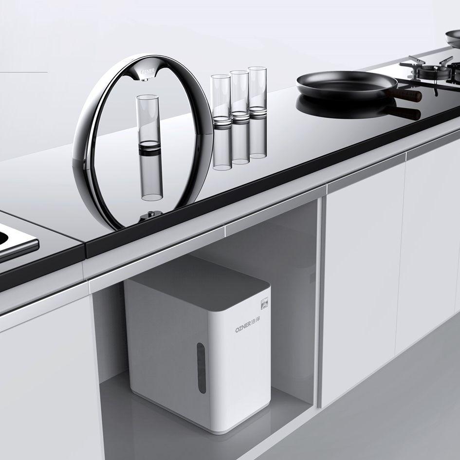 浩泽现代化厨房用水系统设计