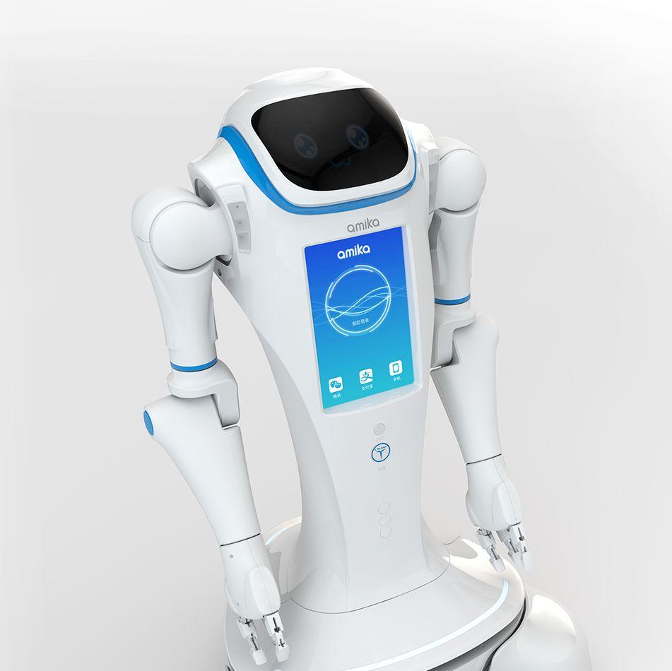 科大智能-amika健康顾问机器人