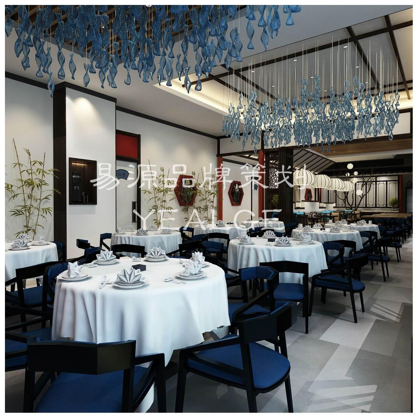 餐饮空间设计 特色餐饮空间设计 主题餐饮空间设计