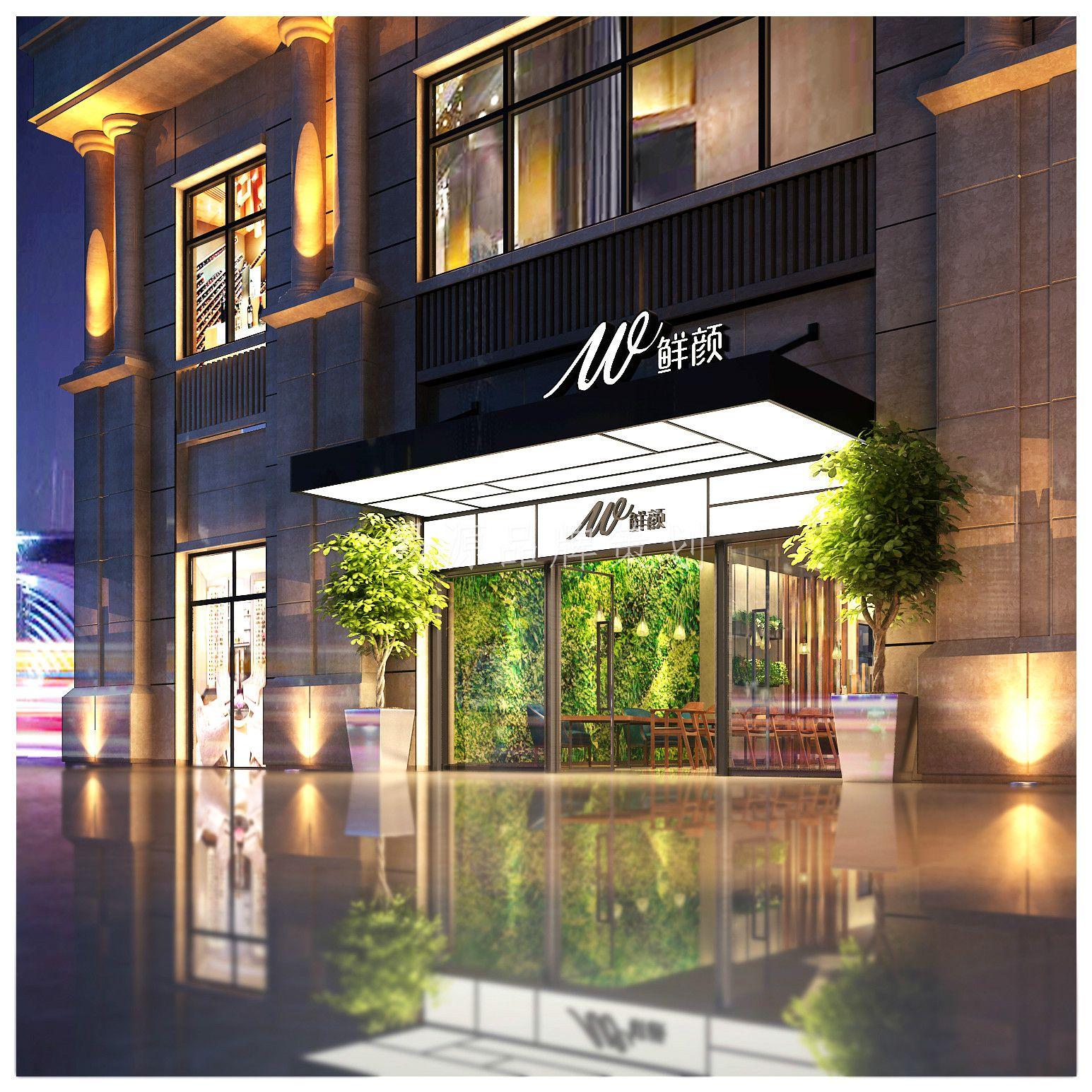 广州餐饮设计哪家好 广州餐饮设计案例