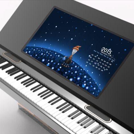 智能钢琴设计方案