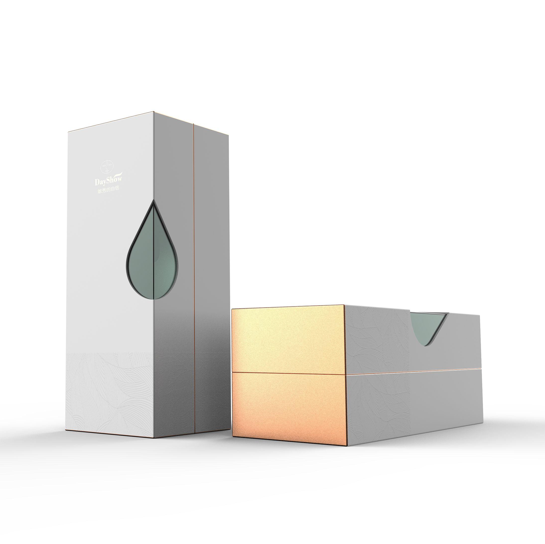 补水仪包装设计