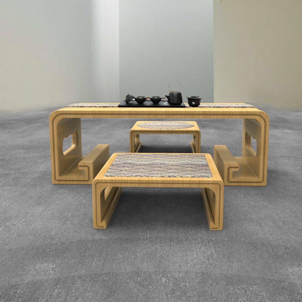 日式茶间桌