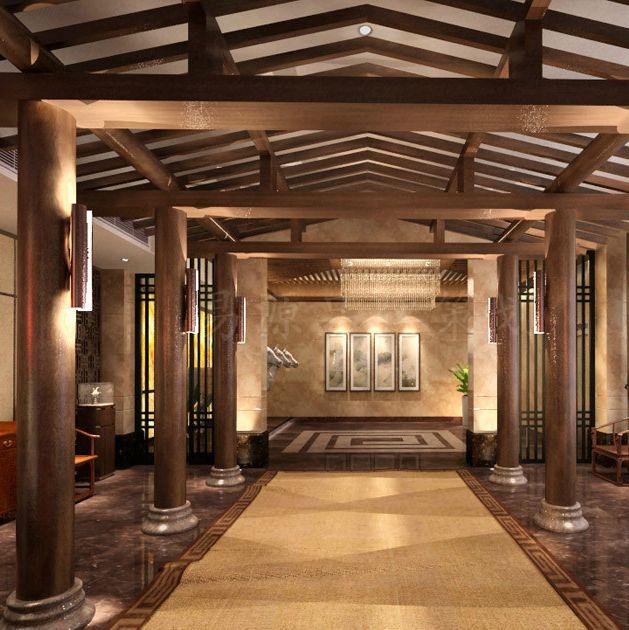 私人会所工装设计 高级会所工装设计 高端会所工装设计