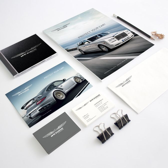 企业VIS设计 高端VIS设计 VIS设计公司