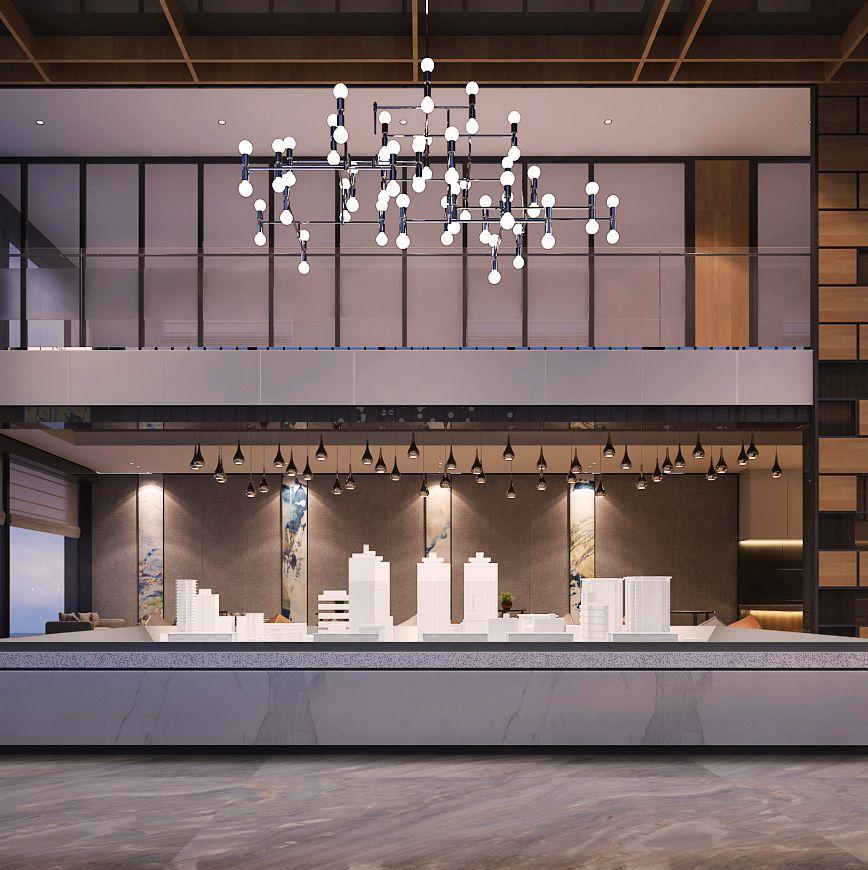 安泰德园售楼中心设计项目