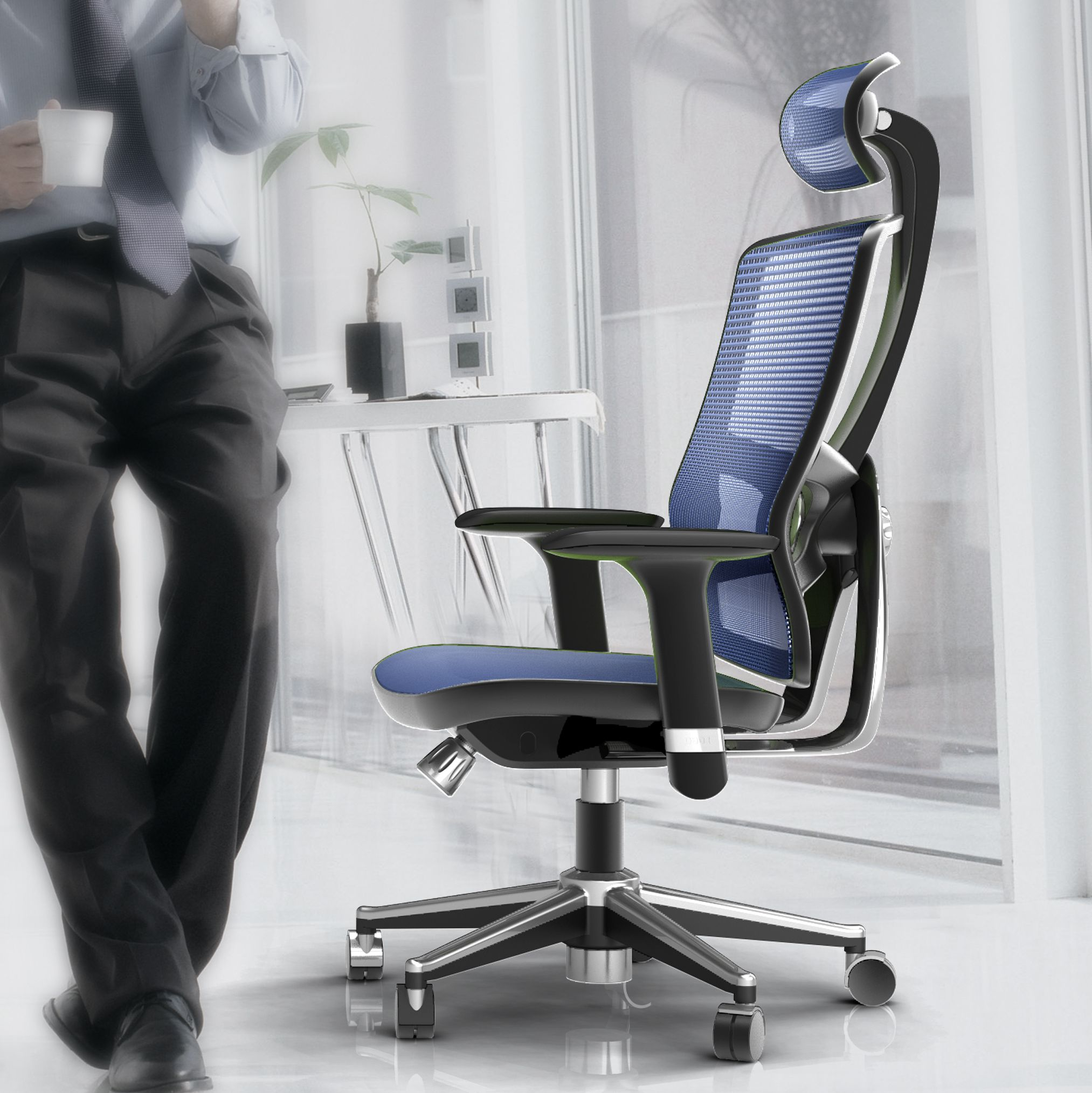 办公椅工业设计