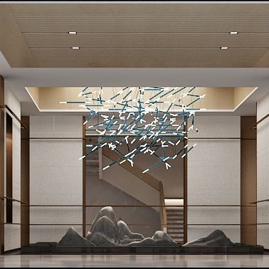 日照市林海宾馆设计项目
