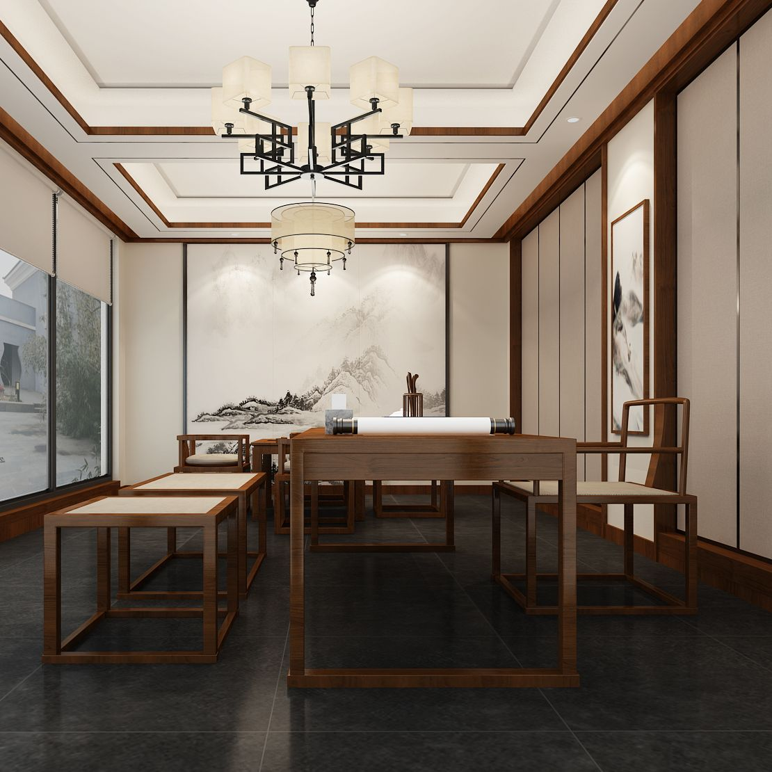 北京四合院会所设计项目