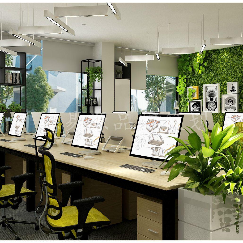 广州办公室设计哪家好|易源办公室设计案例