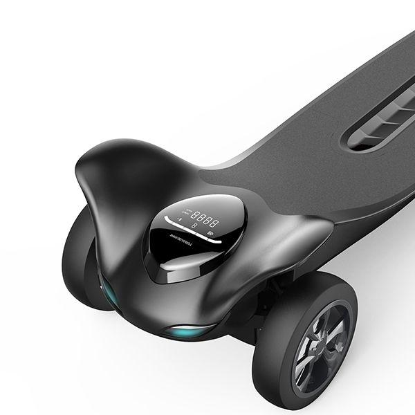 龙骑士H3 ——探梦者智能三轮电动滑板车