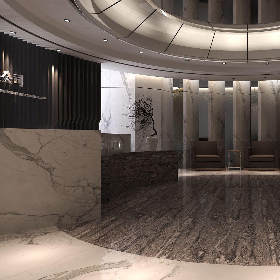 日照国鸿贸易有限公司办公空间设计