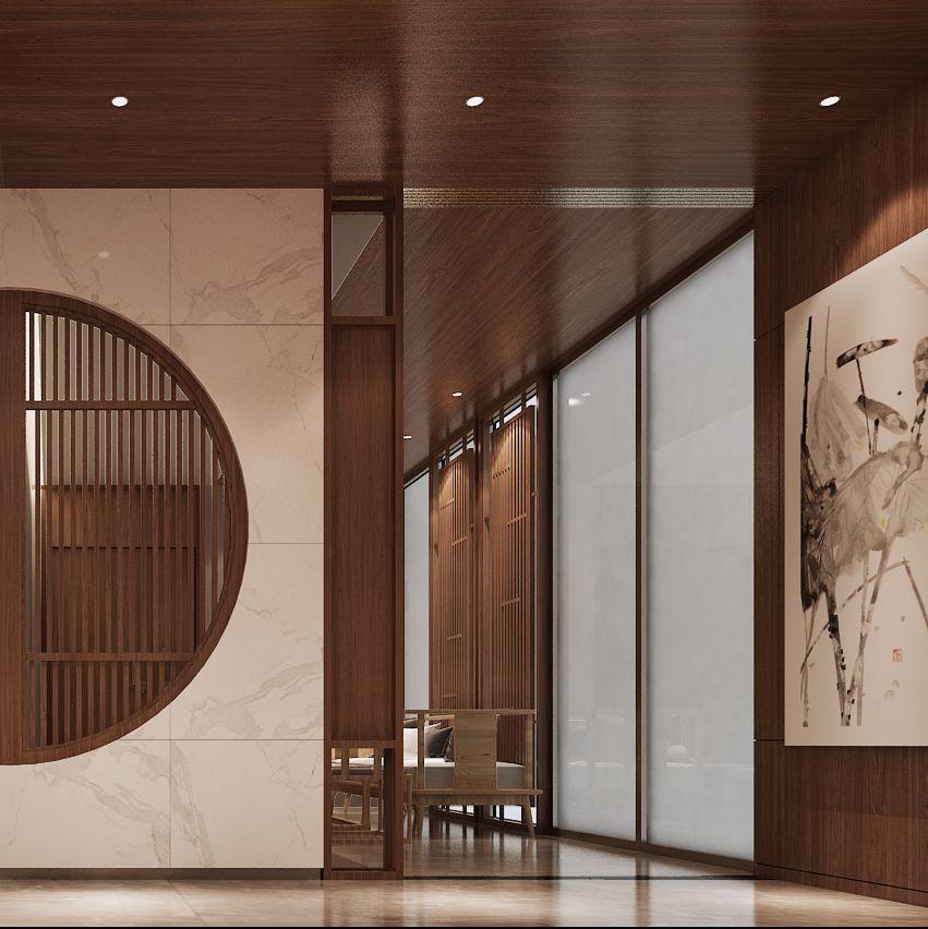 泰国中式办公设计项目