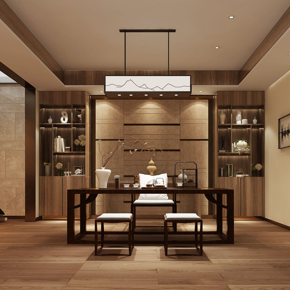 桂花园别墅设计项目
