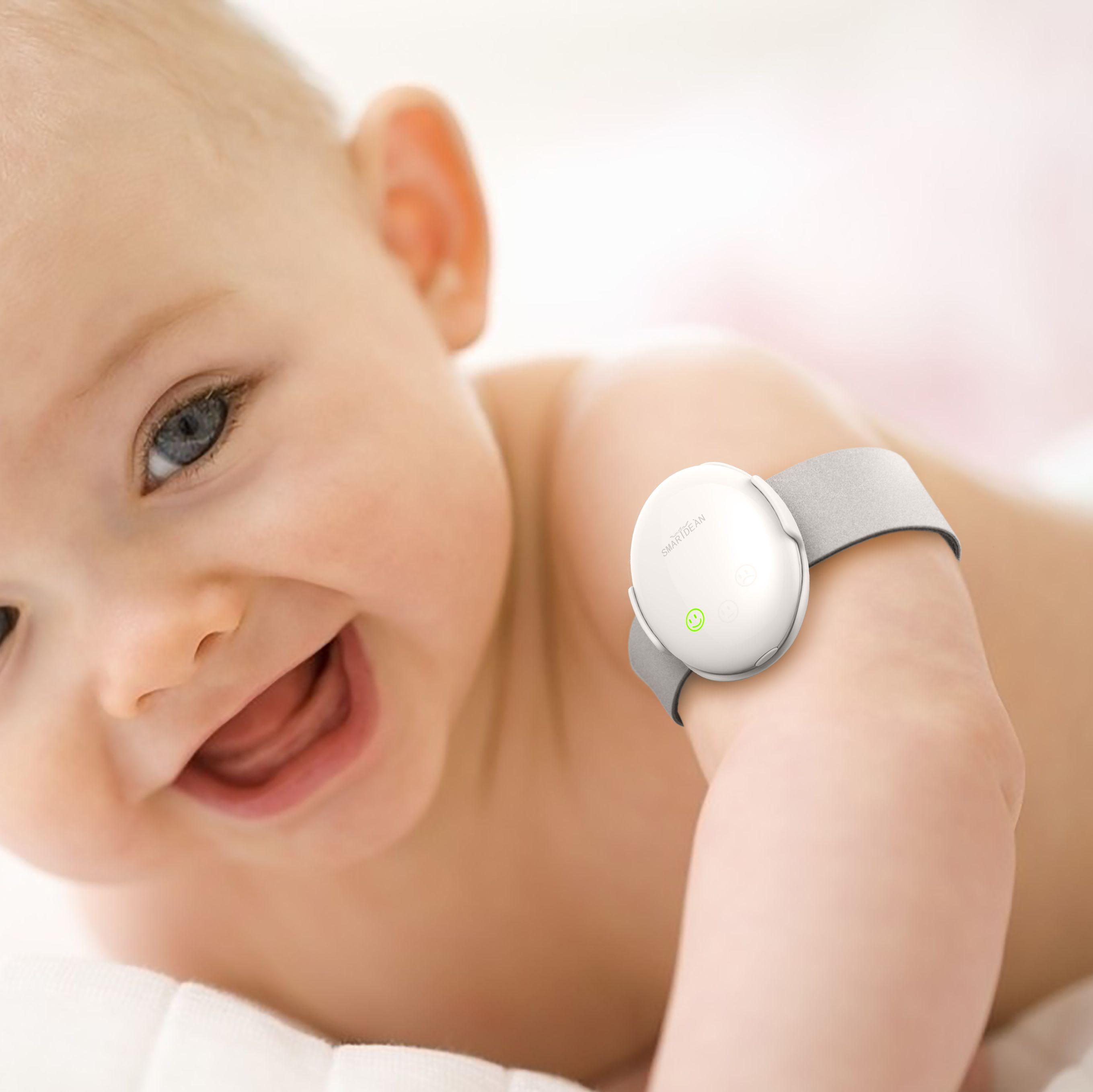 儿童智能体温仪