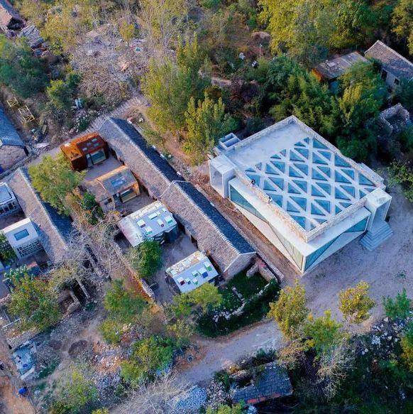 山东凤凰措 – 废弃村落的再生营造 / 观筑设计