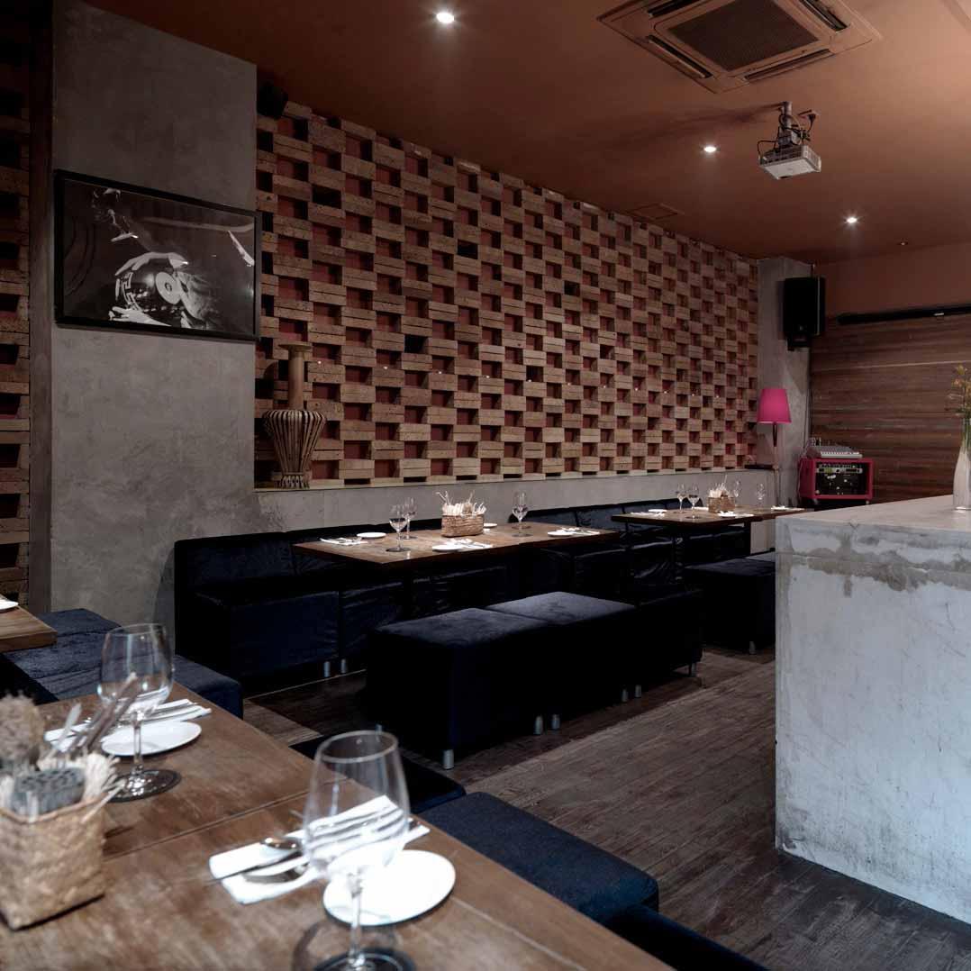 上海石榴酒吧餐厅