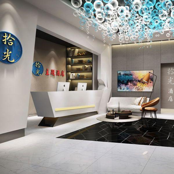 南充酒店设计|美庐主题酒店设计