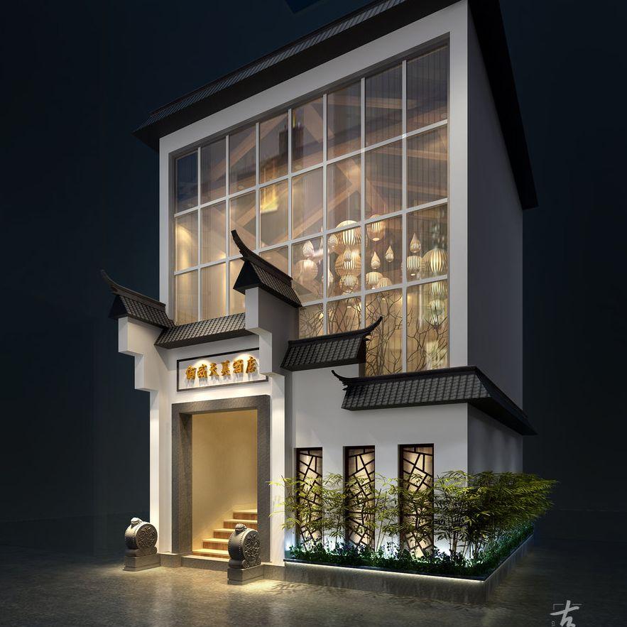 安岳酒店设计-安岳伯威天美酒店-安岳设计