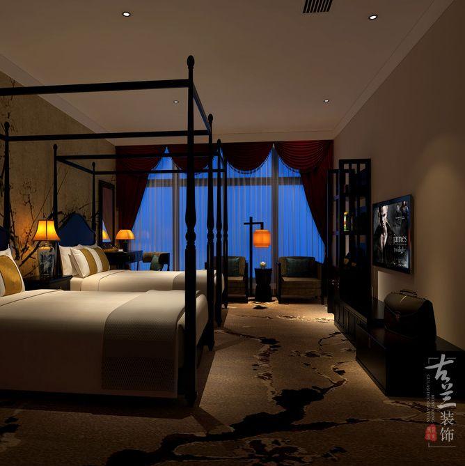 阆中酒店设计-阆中醉卧天地大酒店-阆中设计
