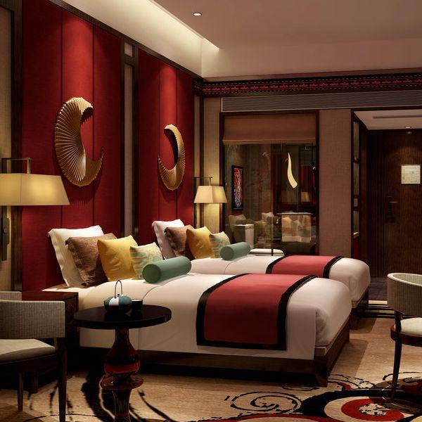 成都酒店设计|主题酒店浴室的魅力令人着迷