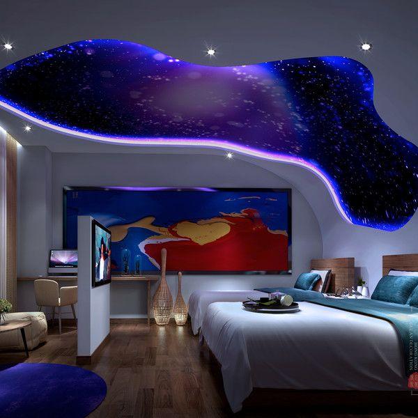 重庆酒店设计案例|品游主题酒店