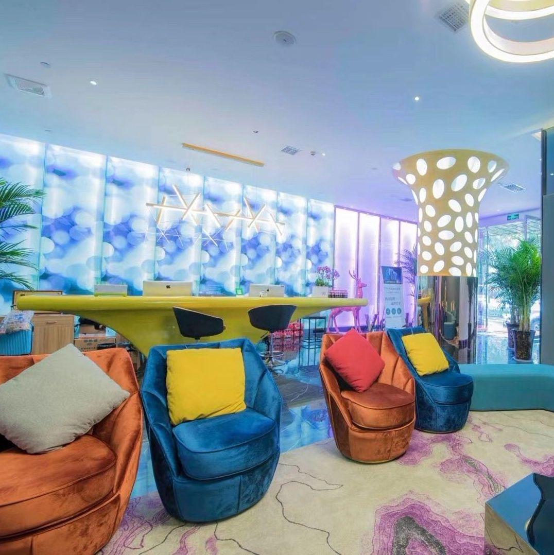 西安酒店设计公司|五羊维度酒店项目