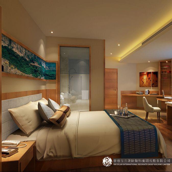 绵阳酒店设计公司|锦途城市春天商务酒店案例
