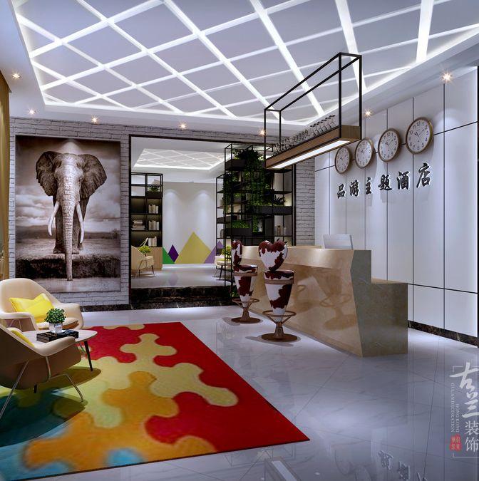 重庆酒店设计-重庆品游主题酒店-设计
