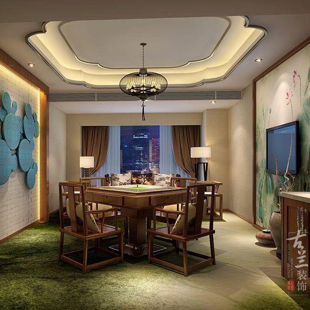 成都酒店设计-成都品香四季商务酒店-设计