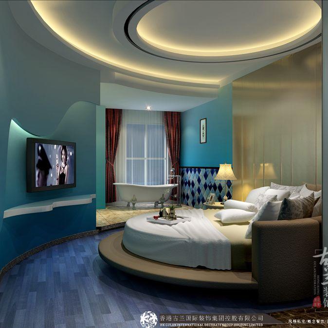 巴中主题酒店设计公司   绿狐创意主题酒店设计