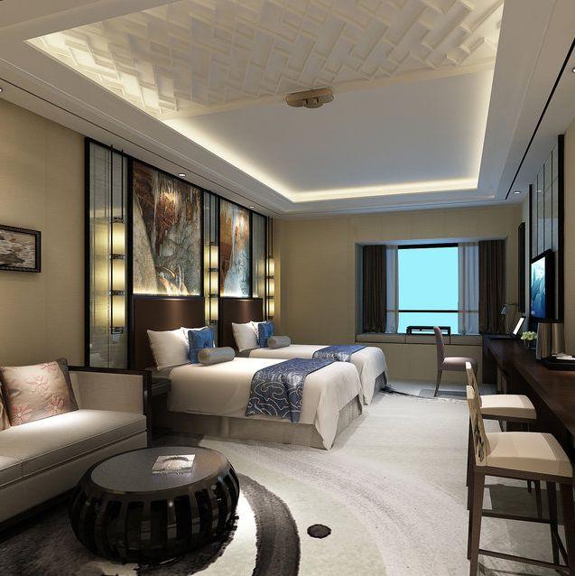 巴中酒店设计公司   利诗顿精品酒店设计项目