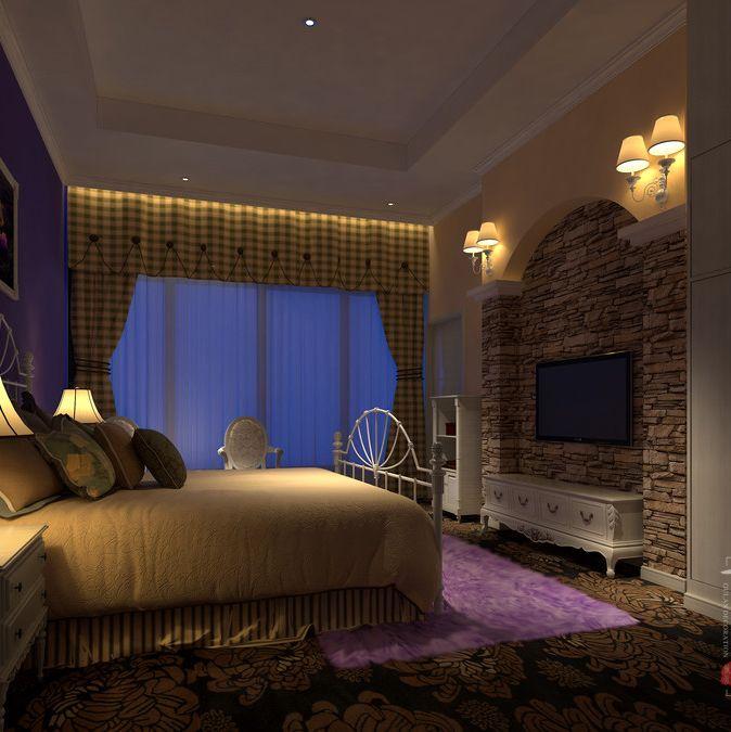阆中主题酒店设计公司   阆中醉卧天地主题酒店设计案例