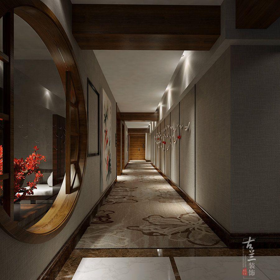 阆中精品酒店设计公司   子规西庭酒店设计案例