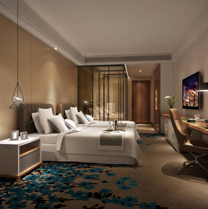 自贡酒店设计公司 | 塔莎主题酒店设计案例