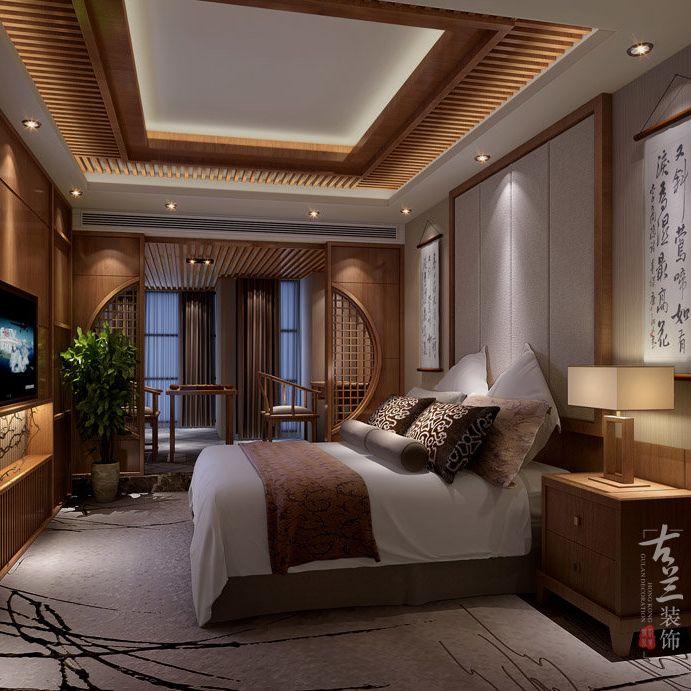 自贡主题酒店设计公司 | 茗山居主题酒店设计