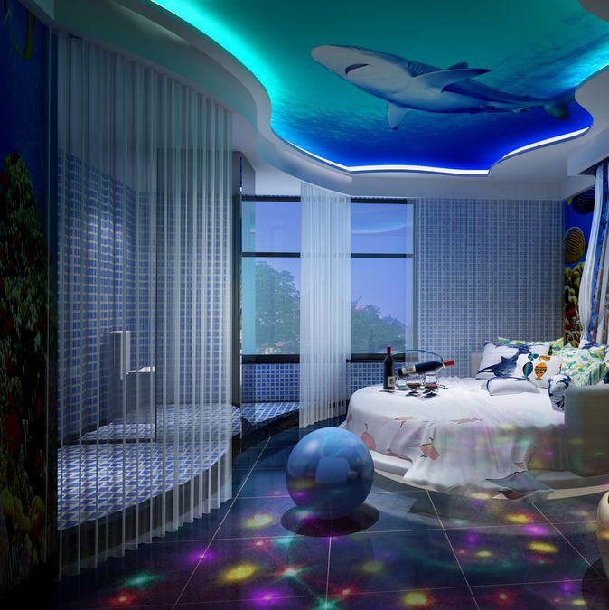 攀枝花主题酒店设计公司 | 恋念不忘情侣酒店设计项目