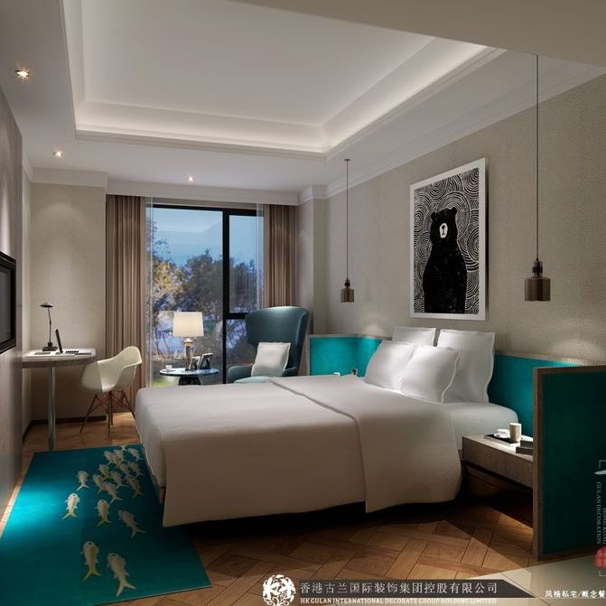 眉山精品酒店设计公司 | 瑞翔精品商务酒店设计项目